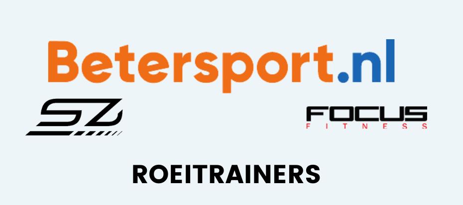 Senz Sports roeitrainers en Focus Fitness roeimachines