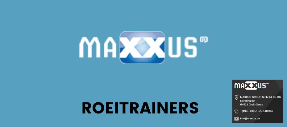 Maxxus roeitrainers