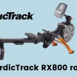 NordicTrack RX800 kopen