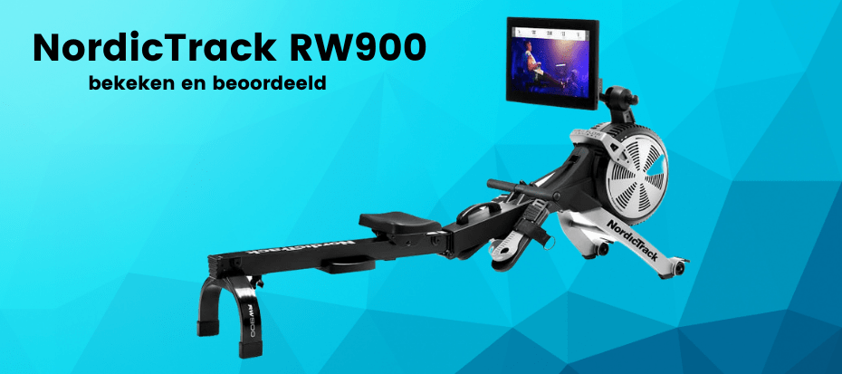NordicTrack RW900