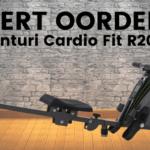 Tunturi Cardio Fit R20 review gebruikers