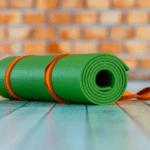 beschermmat roeitrainer kopen of fittnessmat gebruiken?